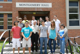 Massoud's Research Group 2013
